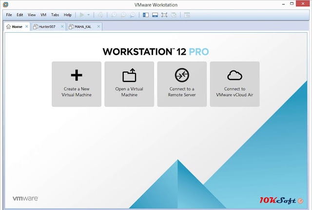 VMware Workstation Pro 12.5.7 Direct Download Link