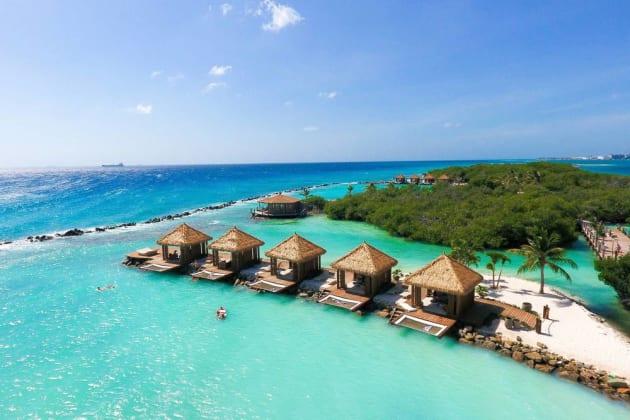 Aruba : îles ABC des Antilles neerlandaises