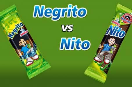 Kazbam, el blog: Sobre el cambio de nombre del Negrito a Nito