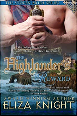 Book Review: The Highlander's Reward, by Eliza Knight