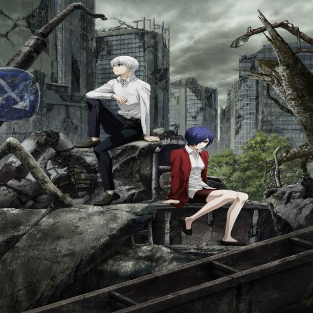كشف الموقع الرسمي لأنمي Tokyo Ghoul عن عرض دعائي قصير للموسم الرابع من الأنمي والمقرر عرضه في أكتوبر.