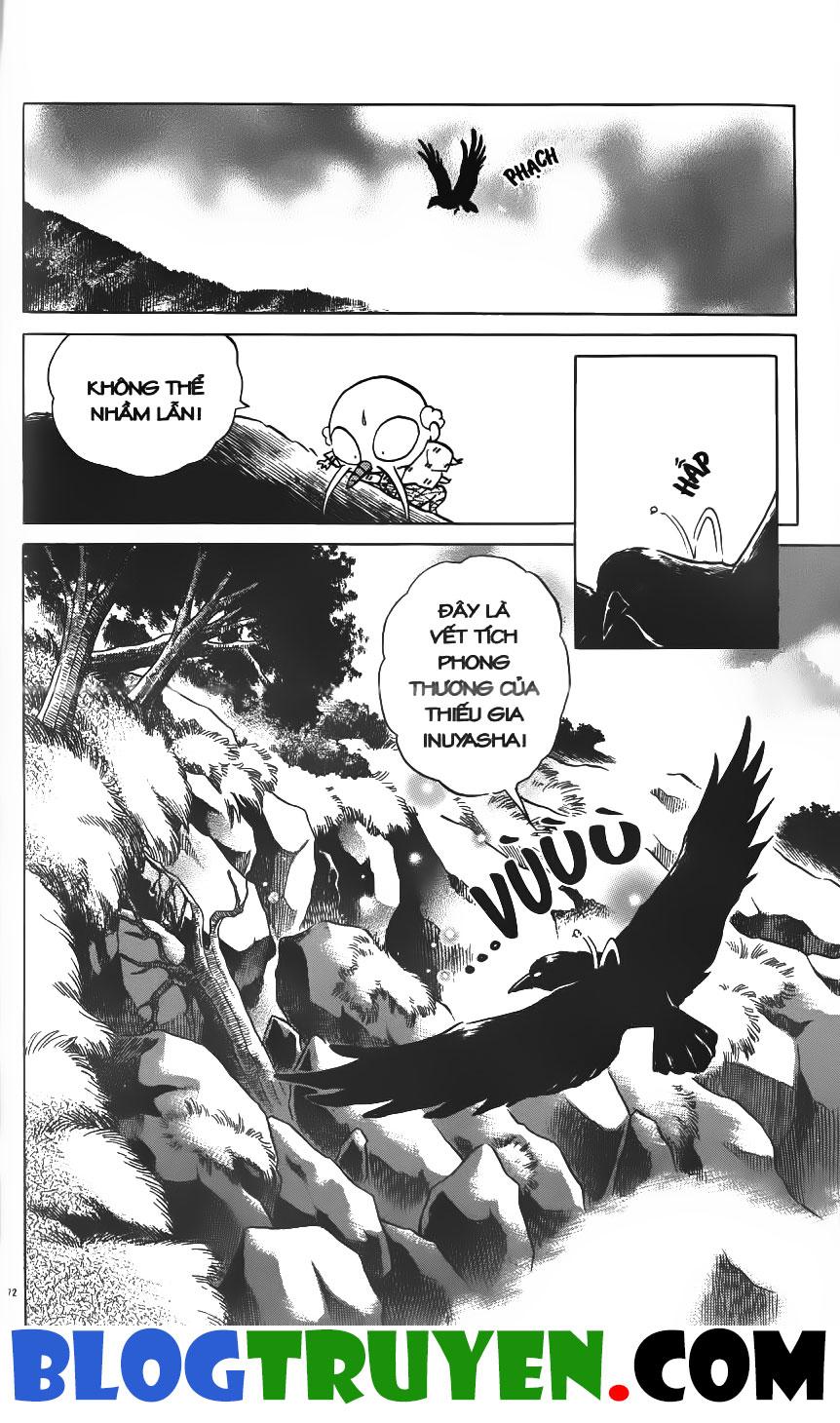 Inuyasha vol 25.4 trang 15