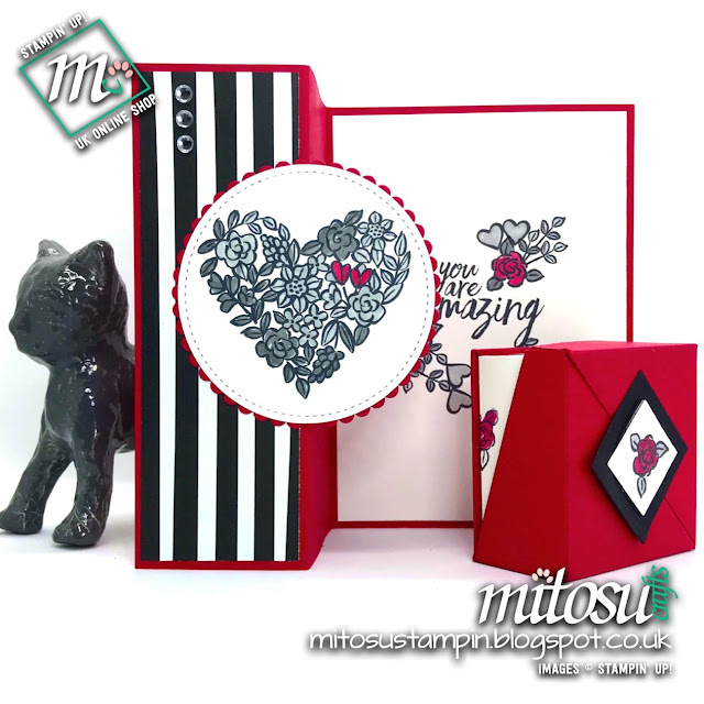 Stampin' Up! Heart Happiness SU Ideas & Inspirations order craft products from Mitosu Crafts UK Online Shop