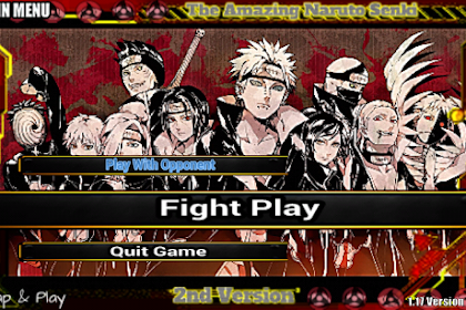 The Amazing Naruto Senki 2nd by Dharma Apk Terbaru