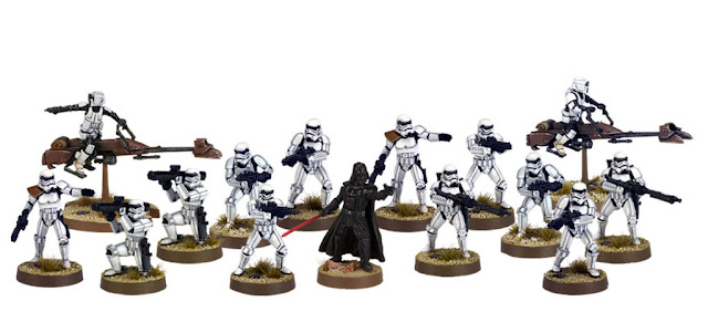 Element Games: Discounted Star Wars: Legion Tabletop Miniature Wargame Pre-Order!
