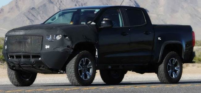 2018 Chevy Colorado ZR2 Diesel