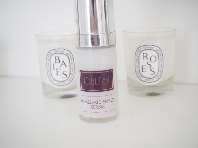 Cult51 Immediate Effects Serum
