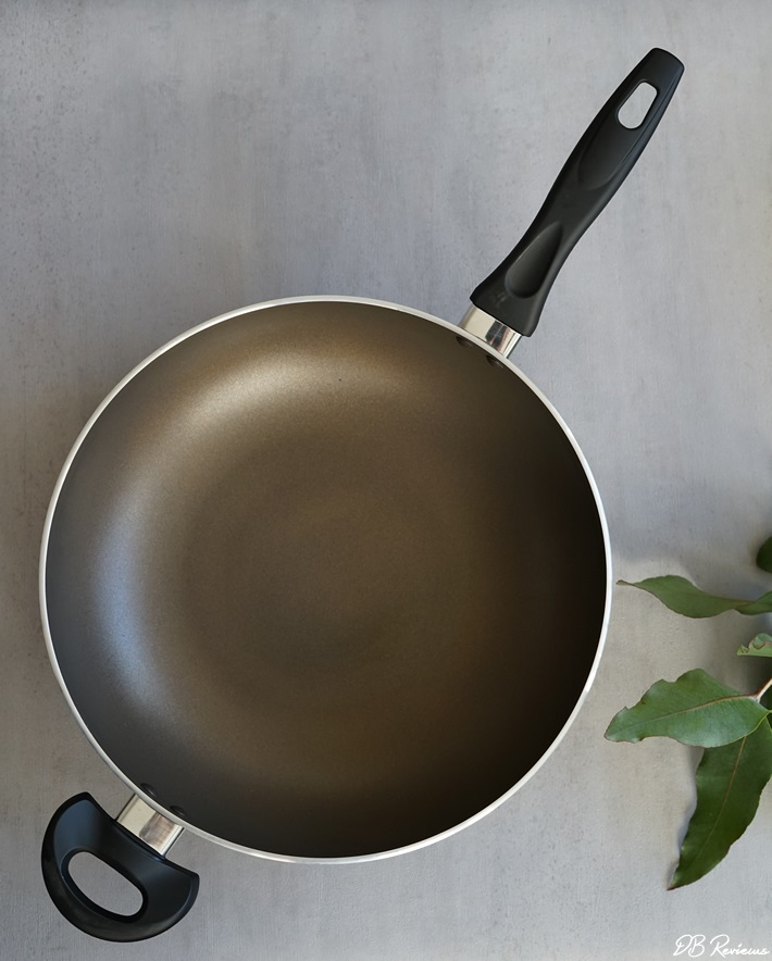 Judge Black Radiant Cookware Collection - Wok