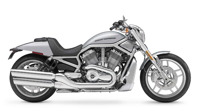 VRSCDX V-Rod 10th Anniversary Edition side