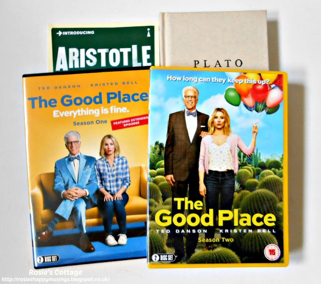 The Good Place Seasons One & Two - A fabulous new series, have you discovered it yet?