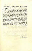 """Recipe for """"The Dartmouth Drachm."""""""