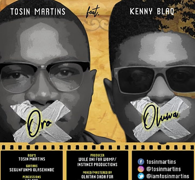 Tosin martin ft kenny blaq