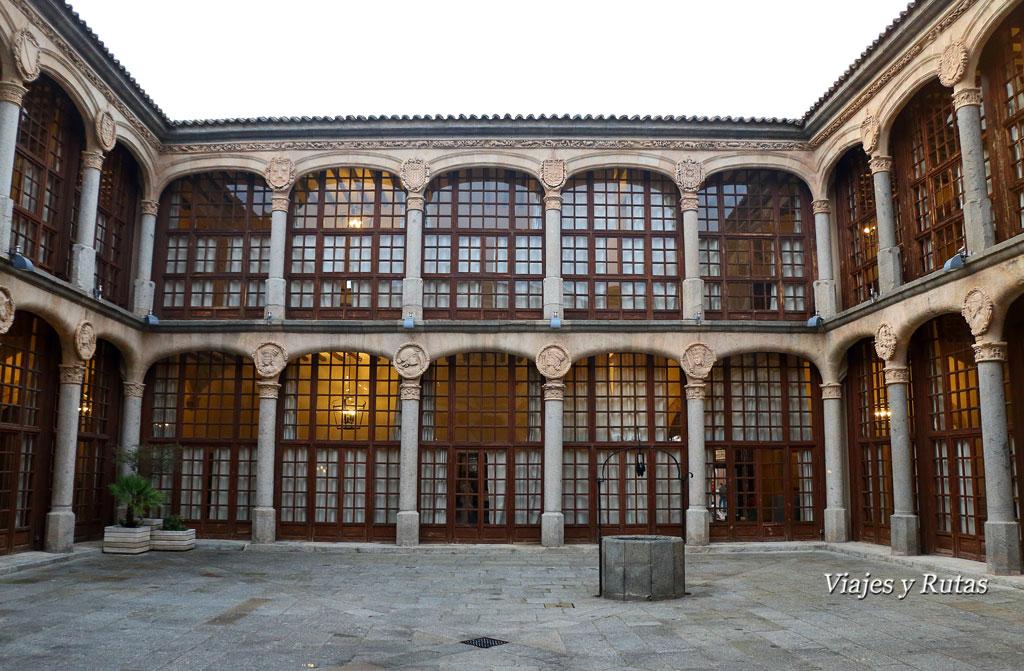 Palacio de los Condes de Alba y Aliste, Zamora