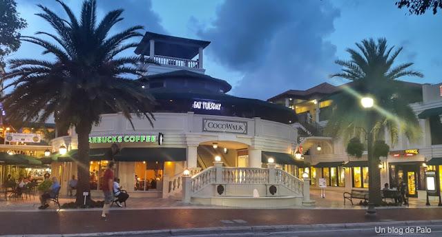 Centros comerciales en Miami