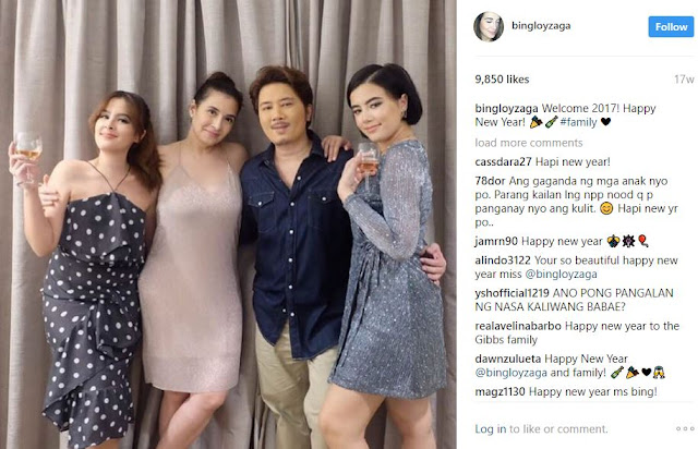 Meet the New Superstars of Showbiz, the Daughters of Janno Gibs and Bing Loyzaga!
