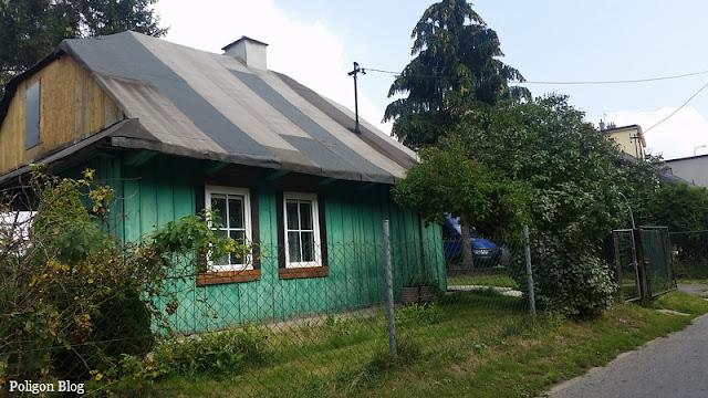 Skawina, chałupa, ul. Estery, Małopolska