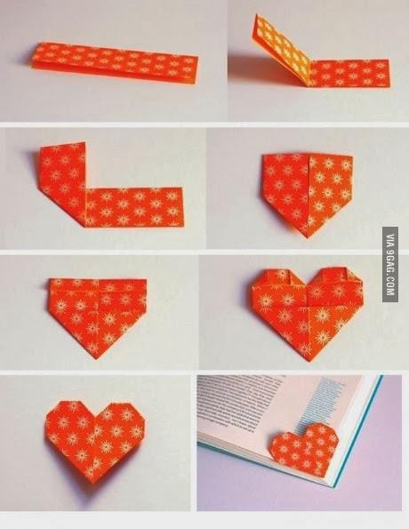 Msredcheesecake Diy Penanda Buku Bookmark
