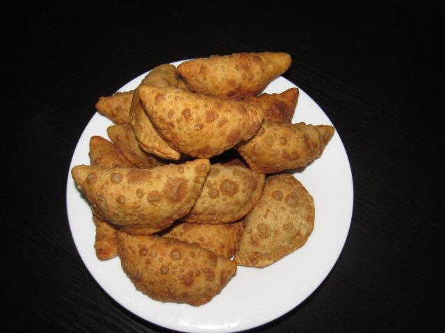 FRIED MEAT PIE RECIPE NIGERIAN