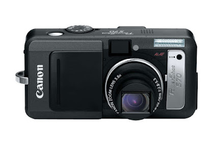 Canon PowerShot S70 Driver Download