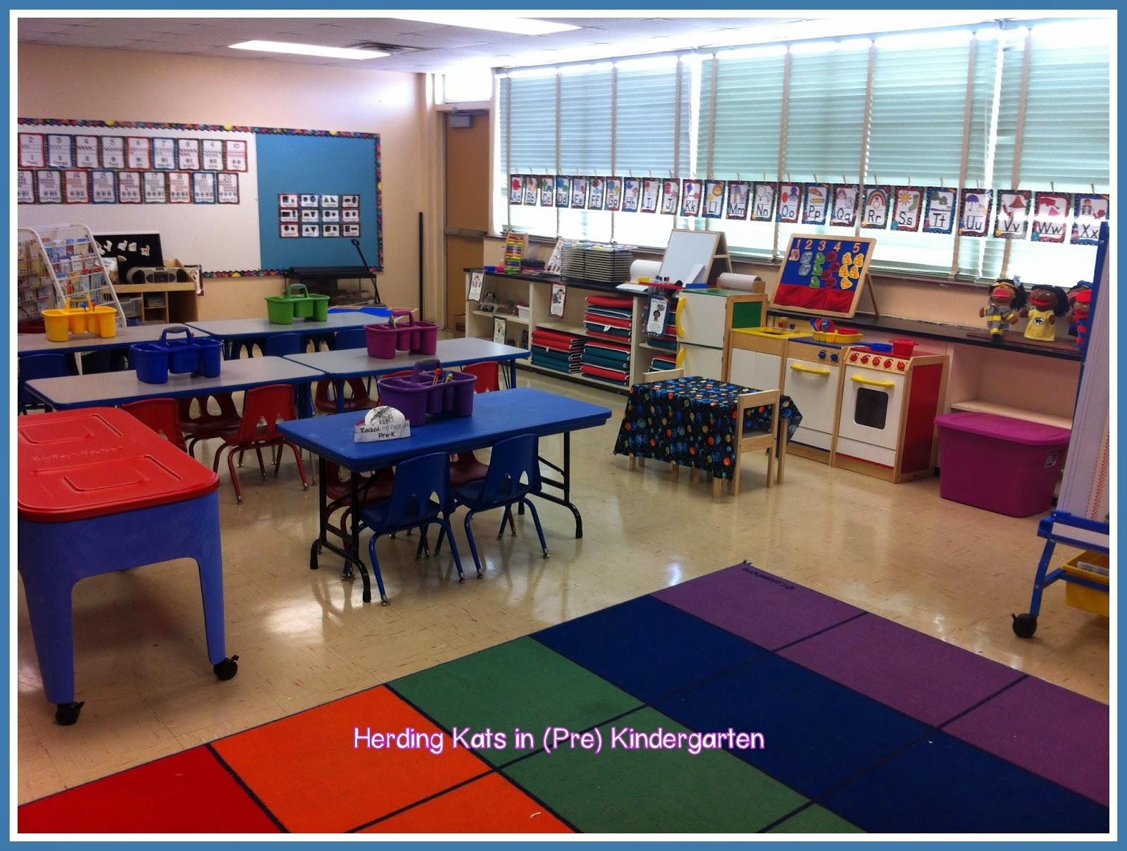 IMG 5175 - Kindergarten Classroom Setup