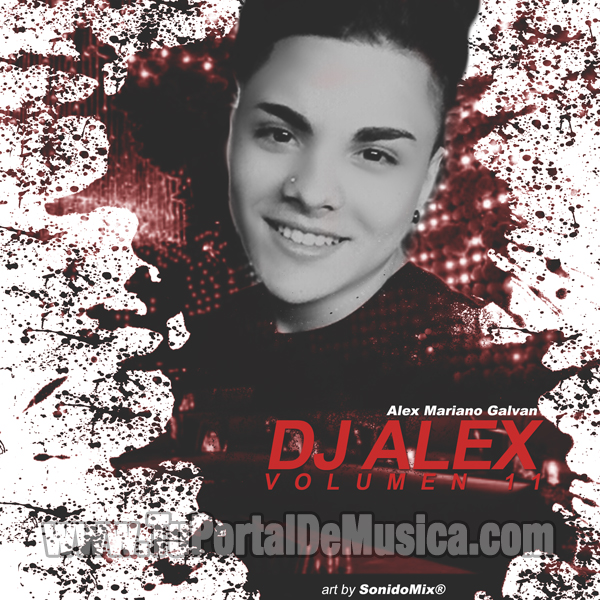 Dj Axel Volumen 11 (2016)
