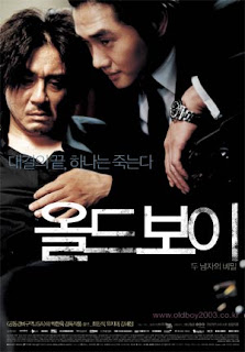 Korean Film Club: Oldboy (2003)