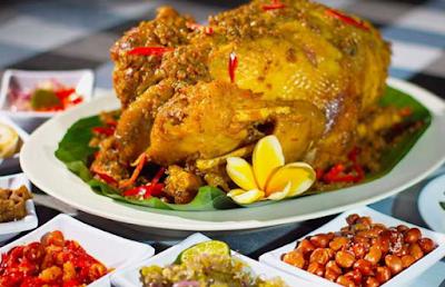 cara memasak Resep ayam betutu khas bali asli