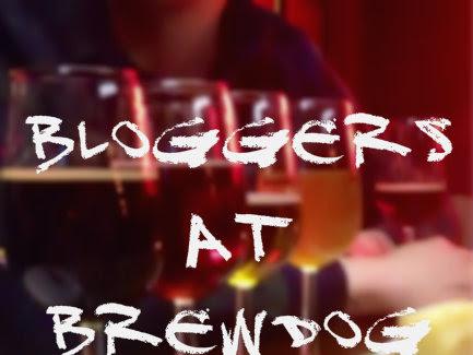 Bloggers At Brewdog