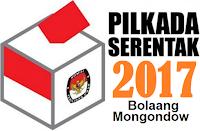 Pilbup Bolaang Mongondow (Bolmong) 2017