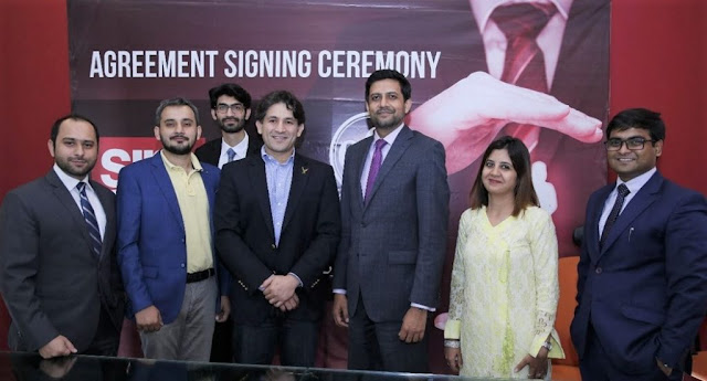 SimSim and EFU Life join hands towards Inclusive insurance