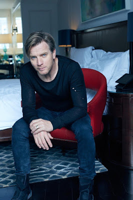 Ewan McGregor, Hunter & Gatti, photoshoot, GQ, Magazine, Suits and Shirts, lifestyle, Sascha Lilic,