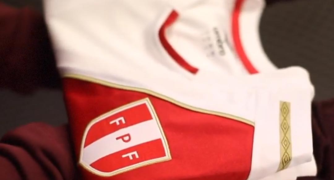 a661c653b The new Peru 2018 World Cup jersey is the last-ever Umbro kit for the  country as Marathon Sports will replace the Double Diamond brand after the 2018  World ...