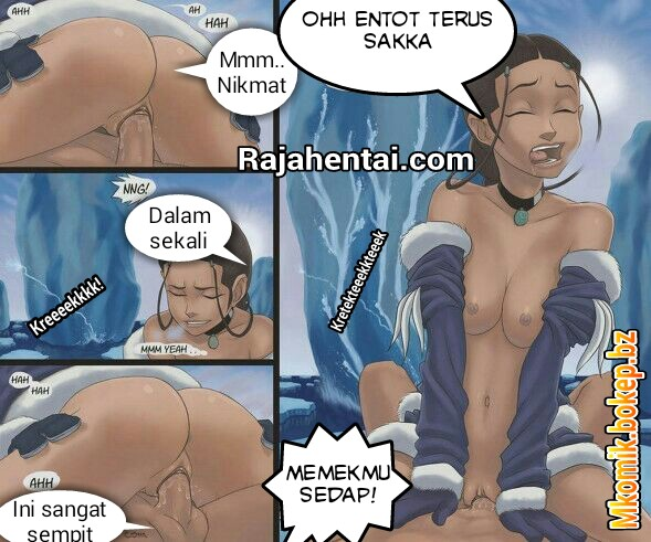 Komik Hentai Avatar Episode Pertama Sazuke Survival Sex