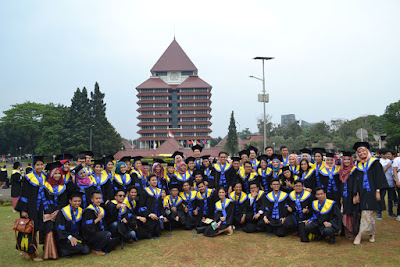 Universitas Indonesia Merupakan International University