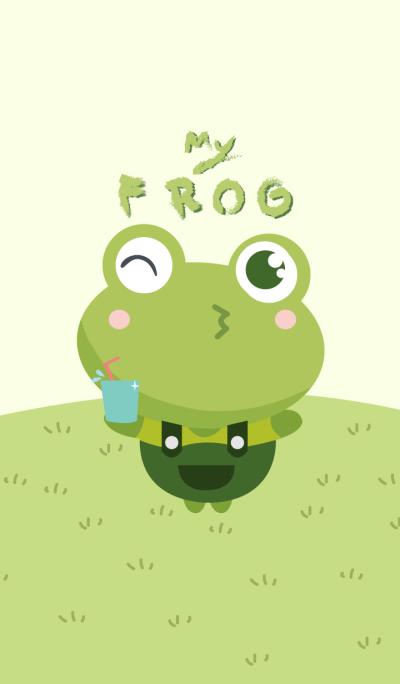 MY FROG (Green ver.)