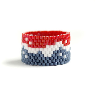 необычные широкие кольца купить в интернет магазине изделий из бисера анабель