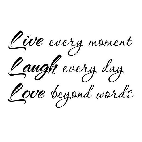 Live Laugh Love Dream Quotes: Secrets. Lies & Truths