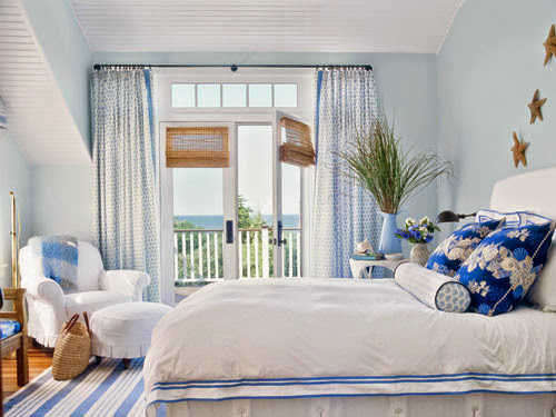 all in the detail different colors for different moods 18363 | blue and white master bedroom