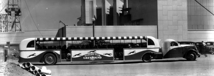 Chicago Car Guys: Just A Car Guy: The 1933-34 Chicago World's Fair Greyhound