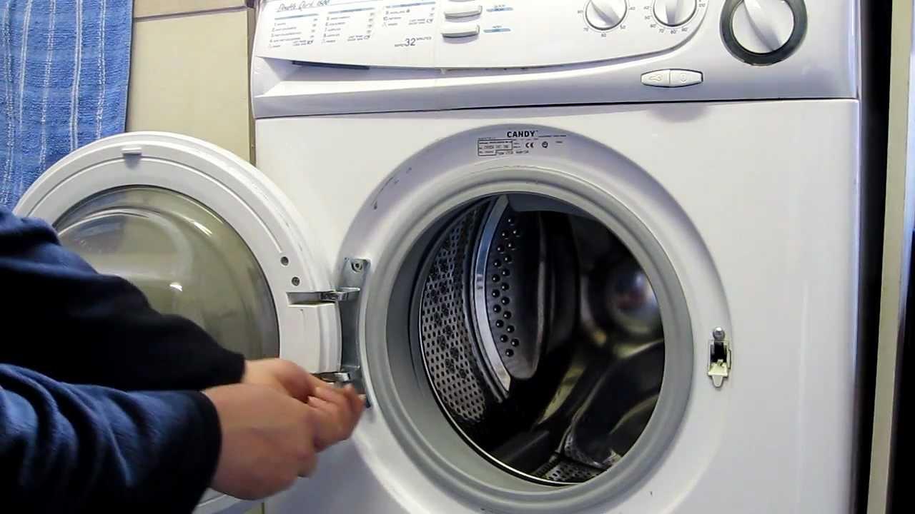 Kiểm tra dây điện nguồn của máy giặt