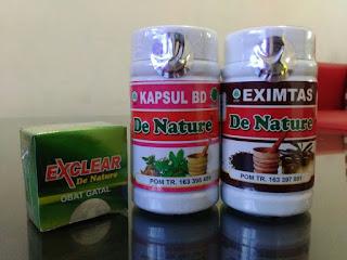 Obat Eksim Basah dan Eksim Kering Menahun Tradisional