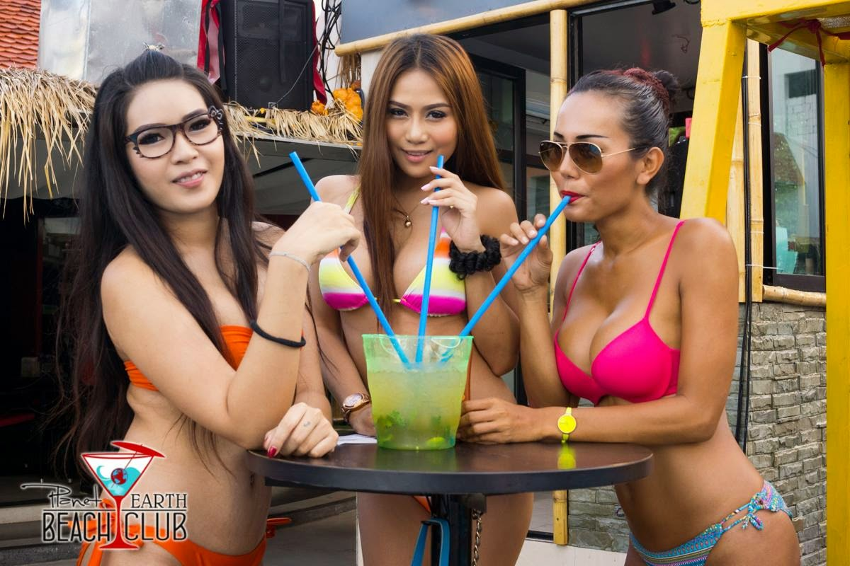 Jomtien girls