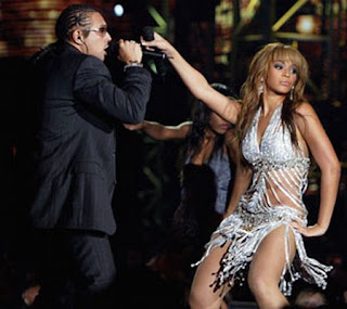 beyonce and sean paul relationship