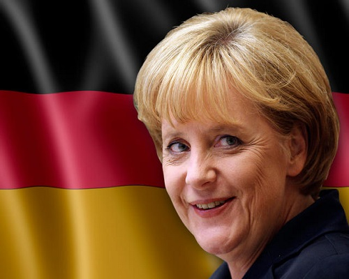 #GermanyDecides: German election: Angela Merkel wins 4th term in office