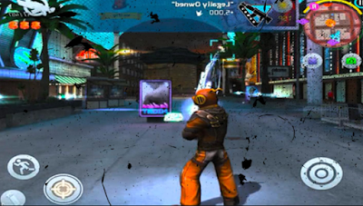 Game Gangstar Vegas