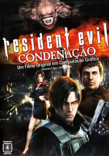 Resident Evil: Condenação Torrent – BluRay 720p/1080p Dual Áudio