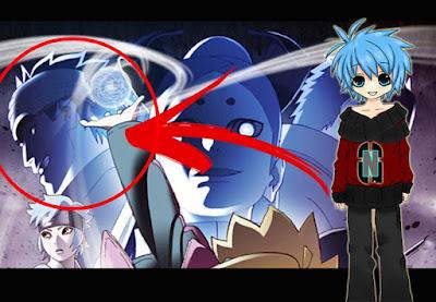 Salah satu musuh yang paling dibutuhkan akan segera muncul dalam dongeng Boruto yaitu si  URASHIKI OTSUTSUKI resmi diperkenalkan! Senjatanya yaitu Pancingan??!
