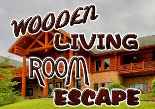EG Wooden Living Room Escape Walkthrough