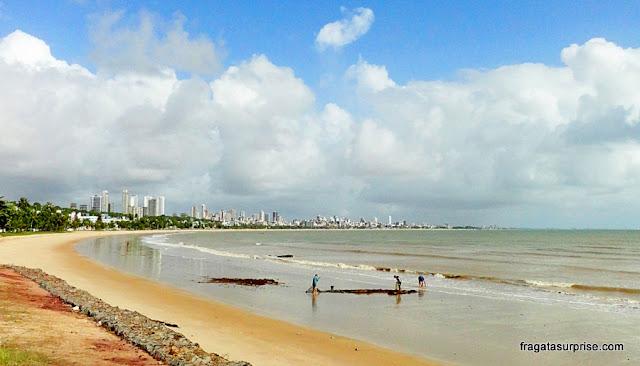 Praia do Cabo Branco, João Pessoa, Paraíba