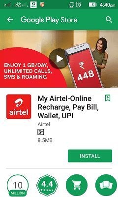 Open Saving Airtel Payments Bank Account in just 2 minute